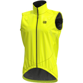 Alé Cycling Guscio Light Pack Vest Men flou yellow